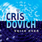 Cris Dovich a talented voice recommended for DirectVoices