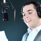 Timothy Banfield a talented voice recommended for DirectVoices