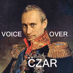 voice over czar a talented voice recommended for DirectVoices