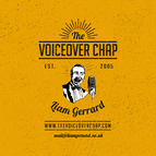 Liam 'the voiceover chap' Gerrard a talented voice recommended for DirectVoices