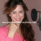 paqui sanchez a talented voice recommended for DirectVoices