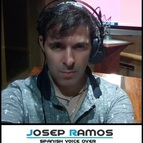 Josep Ramos a talented voice recommended for DirectVoices