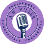 A. W. Miller  a talented voice recommended for DirectVoices