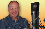 PETER BAKER UK VOICEOVER's studio photos