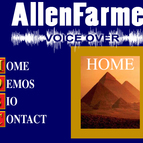Allen Farmer a talented voice recommended for DirectVoices