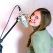 Inga Interwies a talented voice recommended for DirectVoices