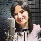 Megui Cabrera a talented voice recommended for DirectVoices