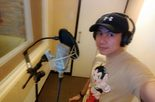 "Pocholo ""The VoiceMaster"" Gonzales's studio photos"